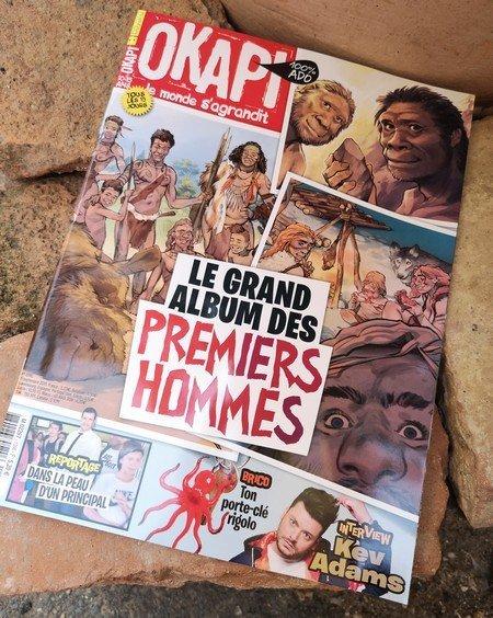 okapi magazine