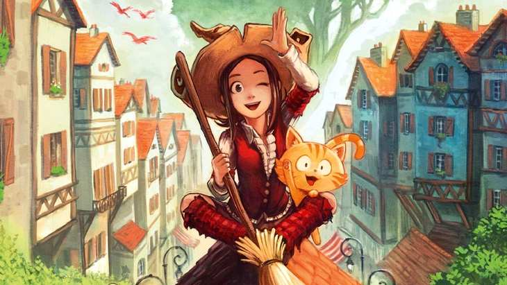 Sortie BD : Pepper et Carrot (T3) «L'Effet papillon», de la fantasy fun et décalée