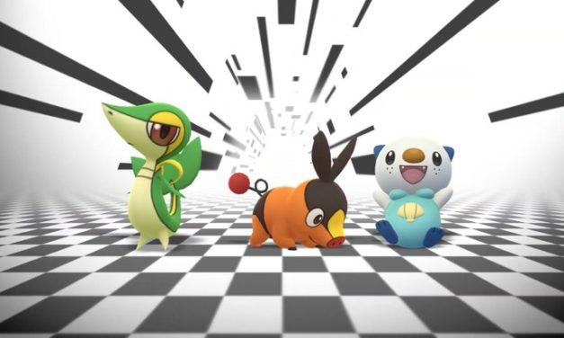 La 5ème génération sur Pokémon GO débarque avec 156 créatures !