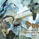 Pone, le magnifique artbook de Posuka Demizu (The Promised Neverland)