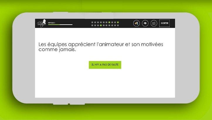 L'application mobile Projet Voltaire se met à jour avec plus de contenus pour s'améliorer en français