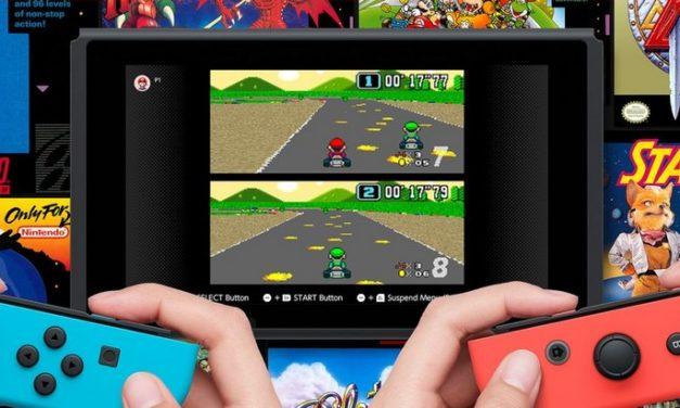 20 jeux SNES arrivent sur Nintendo Switch Online avec une nouvelle manette