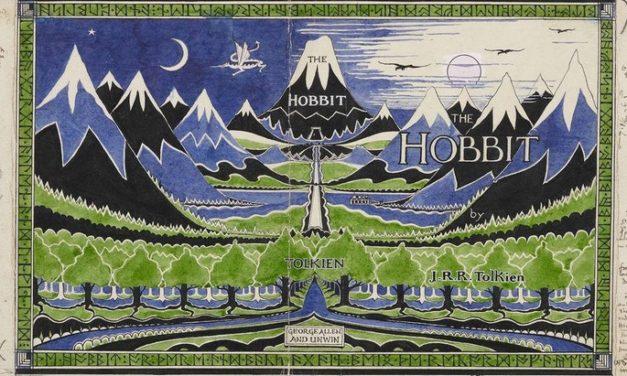 Exposition Tolkien à Paris : voyage en Terre du Milieu