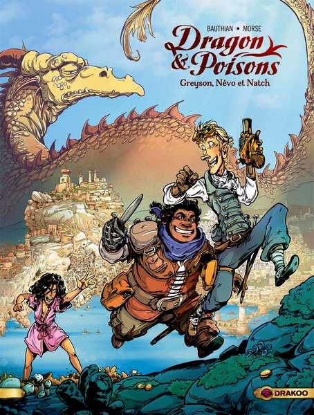 dragon et poisons 1