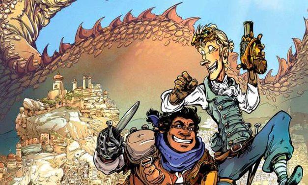 La lecture du jour #6 : Dragon & Poisons, une BD fantasy par les éditions Drakoo