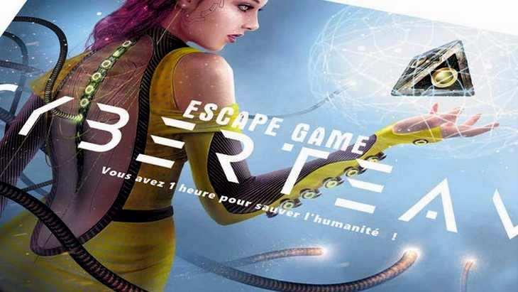 Cyberteam Escape Game : une escape box pour sauver l'humanité en moins de 60 minutes !