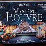 «Escape box – Mystère au Louvre» : un Escape Game sur le plus grand musée du monde