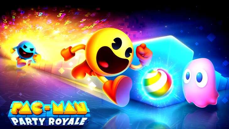Pac-Man Party Royale débarque sur Apple Arcade
