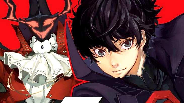 La lecture du jour #7 : Persona 5 (T1), le jeu vidéo tient son adaptation manga