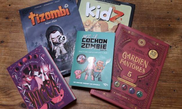 6 idées lecture pour Halloween (BD, roman, escape book…)
