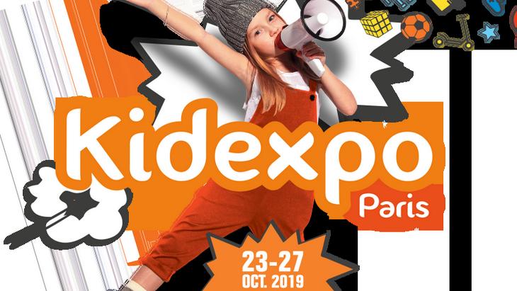 Kidexpo revient du 23 au 27 octobre au Parc des Expositions de Paris