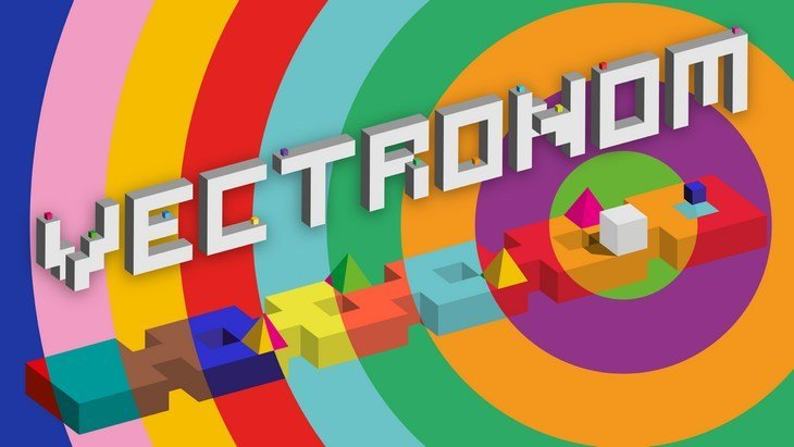 Vectronom, le jeu qui te donne le rythme, débarque sur l'App Store et Google Play