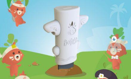 Botaki lance le totem magique pour te connecter à la nature !
