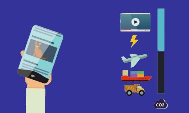 Quelle est l'empreinte carbonne de tes activités numériques ? L'outil gratuit Carbonalyser te le dit