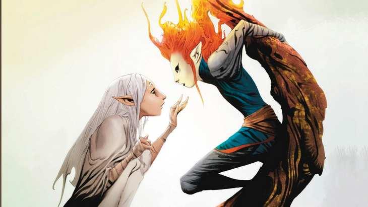 La lecture du jour #17 : Dark Crystal (T2), un comics sur l'univers culture de la fantasy
