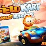 Garfield Kart Furious Racing disponible sur PS4, Xbox One et Nintendo Switch