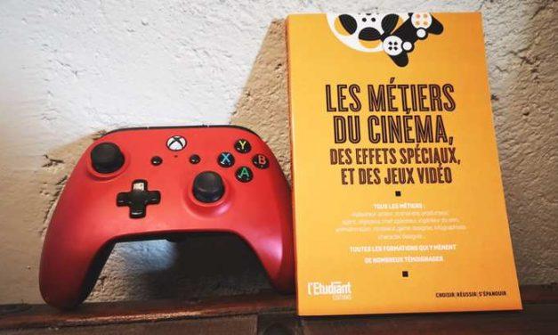 Orientation post-bac : sortie du guide «Les métiers du cinéma, des effets spéciaux et des jeux vidéo»