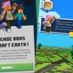 Minecraft Earth disponible en accès anticipé (Google Play, App Store)