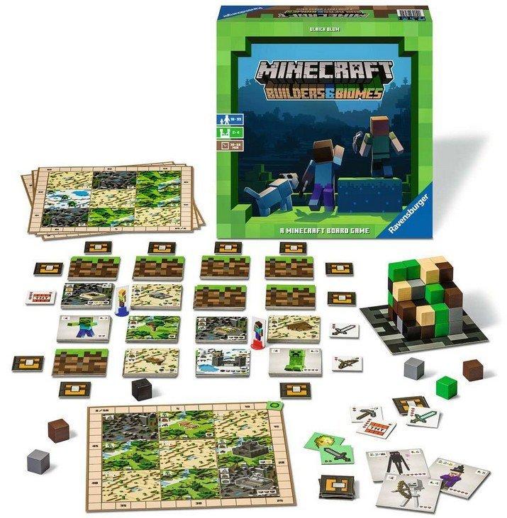 Minecraft - Jeu de société