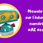 Geek Junior lance sa newsletter sur l'éducation numérique (et c'est gratuit)