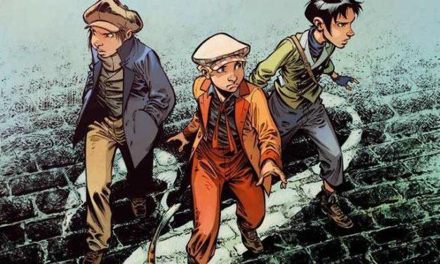 La lecture du jour #18 : «Les Quatre de Baker Street» (T8), une nouvelle enquête bien menée