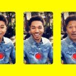 Time Machine, le filtre à la FaceApp de Snapchat pour rajeunir ou vieillir