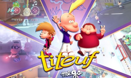 Titeuf Mega Party, le jeu vidéo sur Nintendo Switch, PlayStation 4, Xbox One et PC.