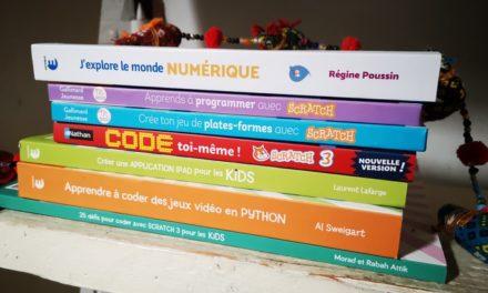 Spécial Noël : 7 livres pour découvrir la programmation informatique