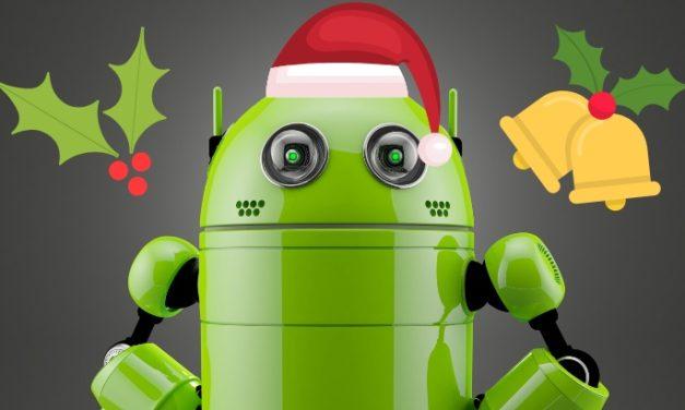 Un nouveau smartphone Android pour Noël ? 5 bons réflexes pour commencer
