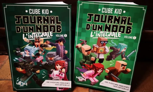 «Journal d'un Noob – L'intégrale» : la grande aventure Minecraft