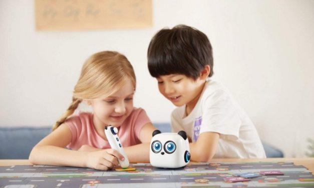 mTiny, le nouveau petit robot éducatif de Makeblock