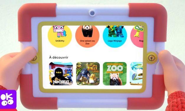 Okoo, la nouvelle application pour les enfants de France Télévisions (iOS, Android)