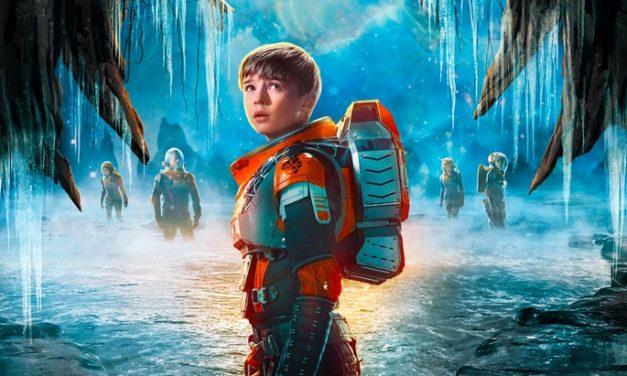 Perdus dans l'Espace saison 2 disponible sur Netflix
