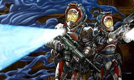 Lecture du jour #23 :  StarCraft Scavengers (T1), une adaptation en BD réussie