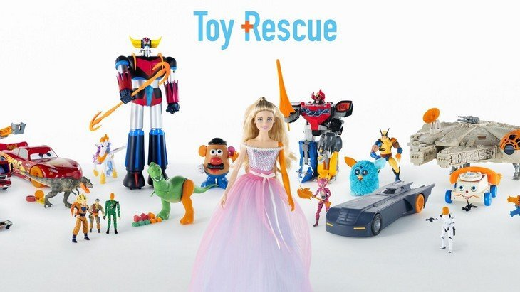 Toy Rescue, la plateforme pour réparer tes jouets grâce à l'impression 3D