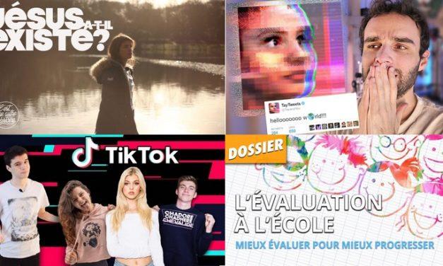 Apprendre avec YouTube #162 : Adam Bros, Dr Nozman, L'esprit Sorcier, Louis-San, Nota Bene…