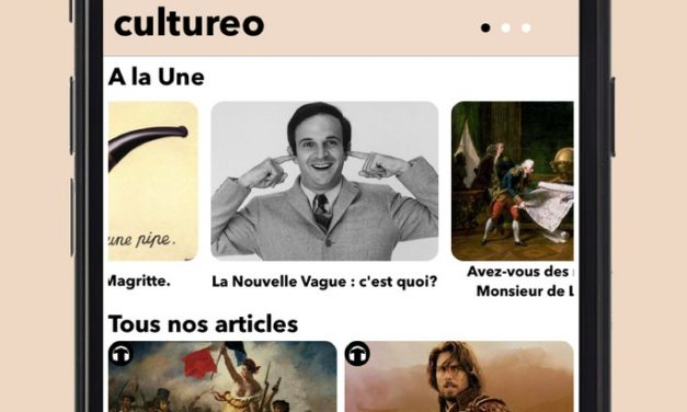 Cultureo, l'application pour booster ta culture générale (iOS)