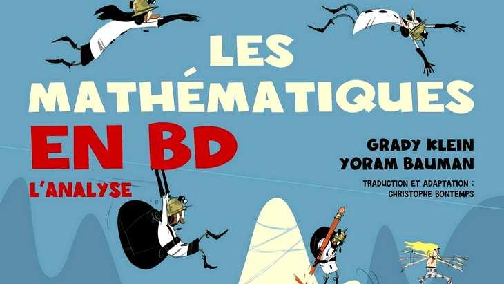 """""""Les mathématiques en BD"""" : quand l'abstrait devient concret, ou presque"""