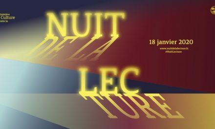 Nuit de la lecture 2020 : à la Cité des Sciences et dans toute la France