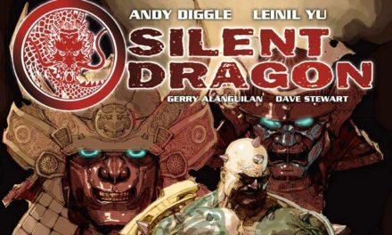 Lecture du jour #27 : Silent Dragon, cyborgs contre yakuzas dans un Tokyo futuriste