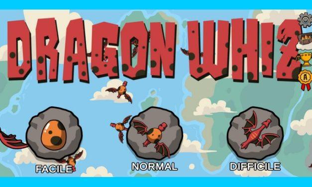 Dragon Whiz : le jeu mobile pour s'améliorer en calcul mental