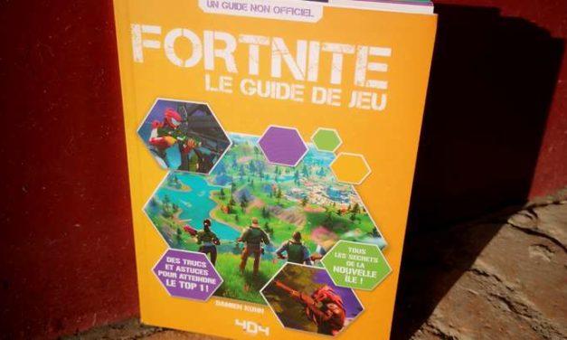Fortnite – Le guide de jeu qui inclut le chapitre 2