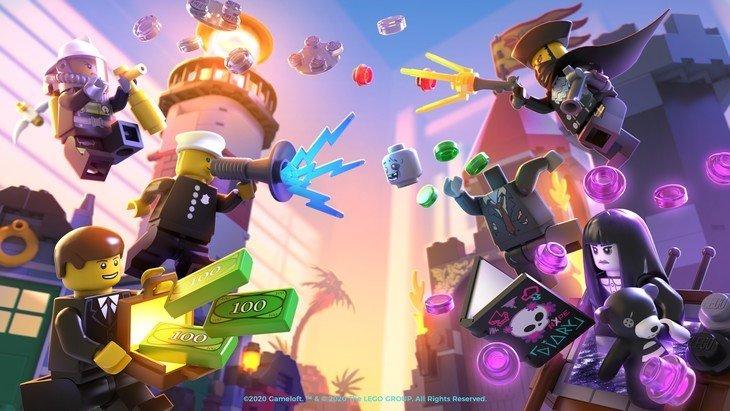 LEGO Legacy: Heroes Unboxed : le RPG LEGO ultime sur ton smartphone et PC