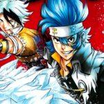 Lecture du jour #33 : Imperium Circus, le manga qui revisite le cirque