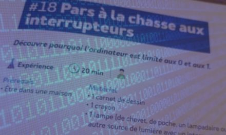 «J'explore le monde numérique» : pourquoi l'ordinateur est limité aux 0 et aux 1