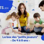 Marmots Box, la box pour les enfants qui aiment les jeux de société