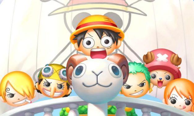 Un nouveau jeu mobile One Piece est annoncé sur iOS et Android