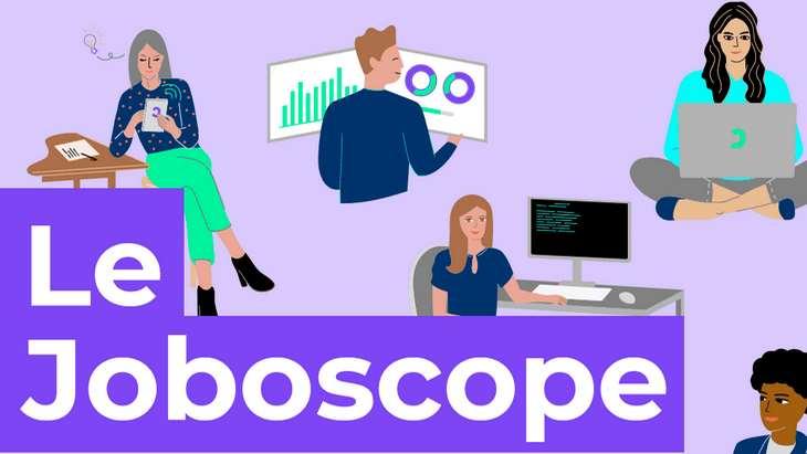 """Orientation : OpenClassrooms lance """"Le Joboscope"""", un podscat sur les métiers du numérique"""