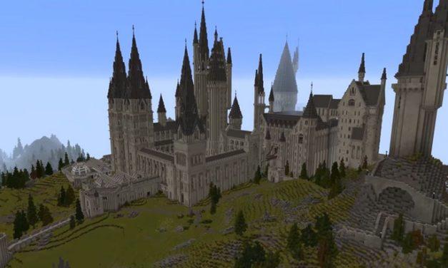 Le château de Poudlard dans Minecraft ? Une vidéo présente le projet
