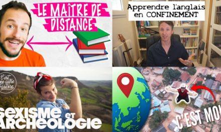 Apprendre avec YouTube #171 : 8 vidéos avec Médiatropismes, L'Antisèche, Dr Nozman, Amixem…